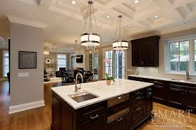kitchen island close up. kitchen island close up - smart builders \u2013 fine homes | renovations group custom o
