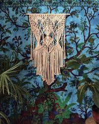 Small Picture 1127 best Macrame images on Pinterest Macrame wall hangings
