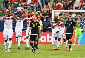 Mexico Vs. Trinidad and Tobago 2015 ...