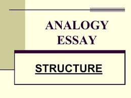 basic five paragraph essay ppt video online  2 analogy essay general outline i title ii introduction iii