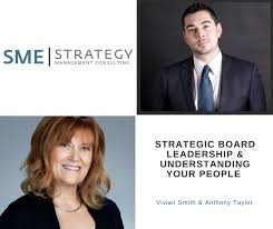 Strategic Board Leadership & Understanding Your People - Interview with Vivian  Smith