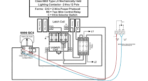 lighting contactor wiring diagram carlplant simple a for ac 6 double rh arcnx co 4 pole lighting contactor schematic lighting contactor panel schematic