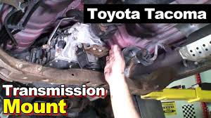 2004 Toyota Tacoma Transmission Rubber Mount & Driveshaft Center ...