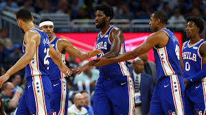 20 Philadelphia 76ers Starting Lineup Today Philadelphia