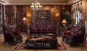 luxurious living room furniture. Sofa Set Living Room Furniture Luxury Genuine Leather French High End Wholesale Price-in Sofas From Luxurious