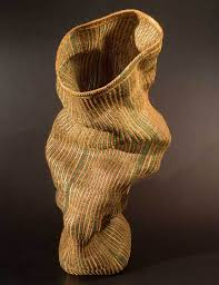 The Vessel Redefined 2011 | Contemporary baskets, Bamboo art, Twig art