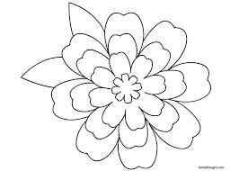 Fiorellini Colorati Da Stampare