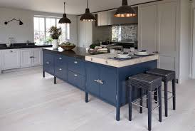 Kitchen Cabinets Blue Blue Kitchen Cabinets Home Design Ideas