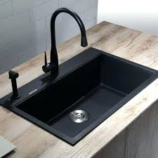 black granite kitchen sink photo 1 of 8 how to clean black granite sink 1 sinks black granite sink porcelain kitchen sink blanco black granite composite