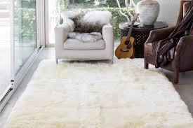 Sheep skin rug Diy Amazoncom Sheepskin Rugs Overland