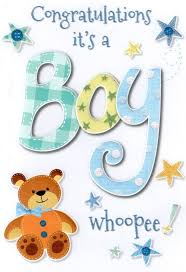 New Baby Congratulation Cards New Baby Boy Card Lovely Cello Wrapped Congratulations Greeting