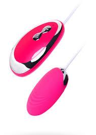 <b>Виброяйцо TOYFA A-Toys</b> розового цвета