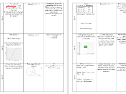 edexcel 9 1 gcse maths checklist higher and foundation by ahoy teaching resources tes