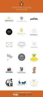 Design Clothing Brand Logo Logo Collection Fashion Vector Logo Designs Clothing