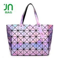 Japanese Designer Bag Geometric Jianuo Japanese Style Woman Laser Package Female Bag Geometric Package Magic Square Handbag Buy Magic Square Handbag Female Bag Geometric