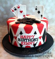 a card and domino themed cake for kenny sweet cheeks cakes a card and domino themed cake for kenny