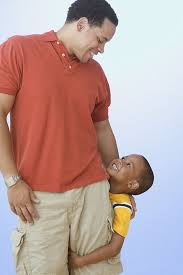 Image result for picture of dad hugging son