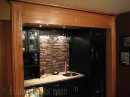 Beautiful Stone Veneer Kitchen Backsplash A Can Help Individualize Your Design And Concept