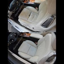 lexus leather car seat repair