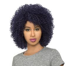 Natural Hair Style Wigs hhafro jerry the wig brazilian human natural hair blend kinky 2573 by stevesalt.us