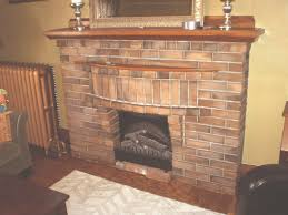 this gas fireplace insert has inadequate combustible clearance on the top sides and bottom