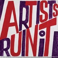 "Bob and Roberta Smith - Artists Ruin It - 10"" – Rough Trade"