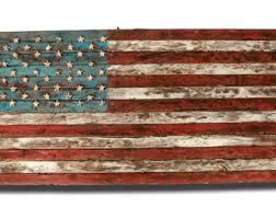 patriotic wood wall art