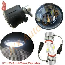 2011 Nissan Murano Fog Light Assembly Details About Led Fog Light Lamps For Nissan Tiida X Trail Note Murano Patrol 3 Rogue Versa