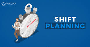 Shift Planning App Using A Work Schedule App For Strategic Shift Planning Time Clock