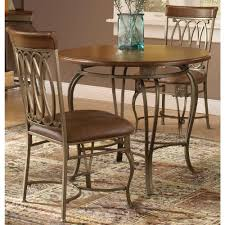 Hillsdale Dining Table Hillsdale Furniture Montello 3 Piece Old Steel Dining Set