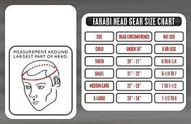 Boxing Head Guard Size Chart Boxing Head Guard Mma Muay Thai Helmet Protector Kickboxing