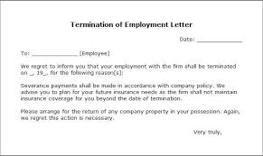 employee termination form template free employee termination form waiter resume examples for letters