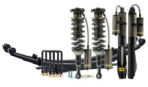 2005+ Toyota Tacoma OME BP-51 Internal Bypass Suspension System ...