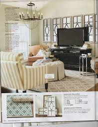 Small Picture mirrors behind the blank wall behind tv Home decor Pinterest