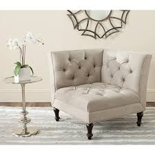 Amazon.com: Safavieh Mercer Collection Jack Corner Chair, Antique Gold:  Kitchen & Dining