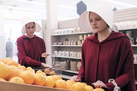 both versions of the handmaid s tale have a problem racial handmaids tale
