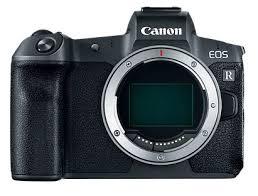 Беззеркальный <b>фотоаппарат Canon EOS</b> R Body с адаптером EF ...