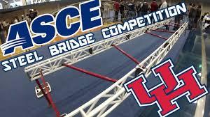 Uh Steel Bridge Competition 2014 Gopro Hd Youtube