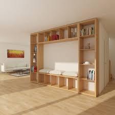 Wohnzimmer Regal Mit Sitzbank Holzhaus Innen Mein Ideenhaus Von