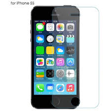 original remax tempered glass screen protector for iphone 5s se
