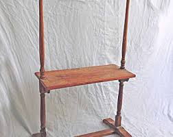 Portable Quilt Display Stand Antique quilt rack Etsy 82