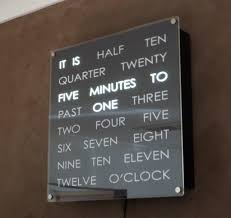 digital office wall clocks digital. Coolest Digital Clocks Ever Office Wall