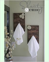 unique hand towel holders. Exellent Hand 15 Simple And Inexpensive DIY Towel Holder Ideas Top Inspirations For Hook  Designs 18 Unique Hand Holders
