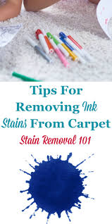 Image Wd40 Here Is Round Up Of Tips For Removing Ink Stain On Carpet Stain Removal 101 Tips For Removing Ink Stain On Carpet