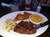 amarillo grilled steak
