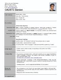 100 Free Server Resume Templates Waiter Job Description