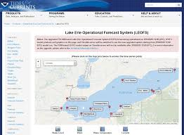 Water Levels Noaa Great Lakes Environmental Research Laboratory