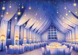 Yule Ball Decorations EHW] Yule ball event 100 Exteen Hogwarts community 37