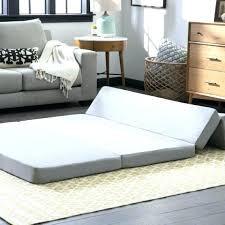 folding mattress sofa photo 6 of 8 lucid 4 inch gel memory foam 3 memor