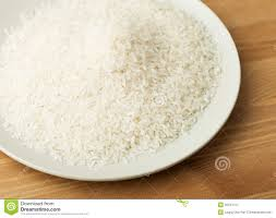 plate of white rice. Interesting Plate White Rice On Plate In Plate Of Rice